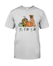 Boxer dog Premium Fit Mens Tee thumbnail