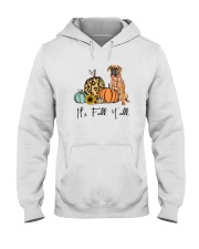 Boxer dog Hooded Sweatshirt thumbnail