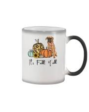 Boxer dog Color Changing Mug thumbnail