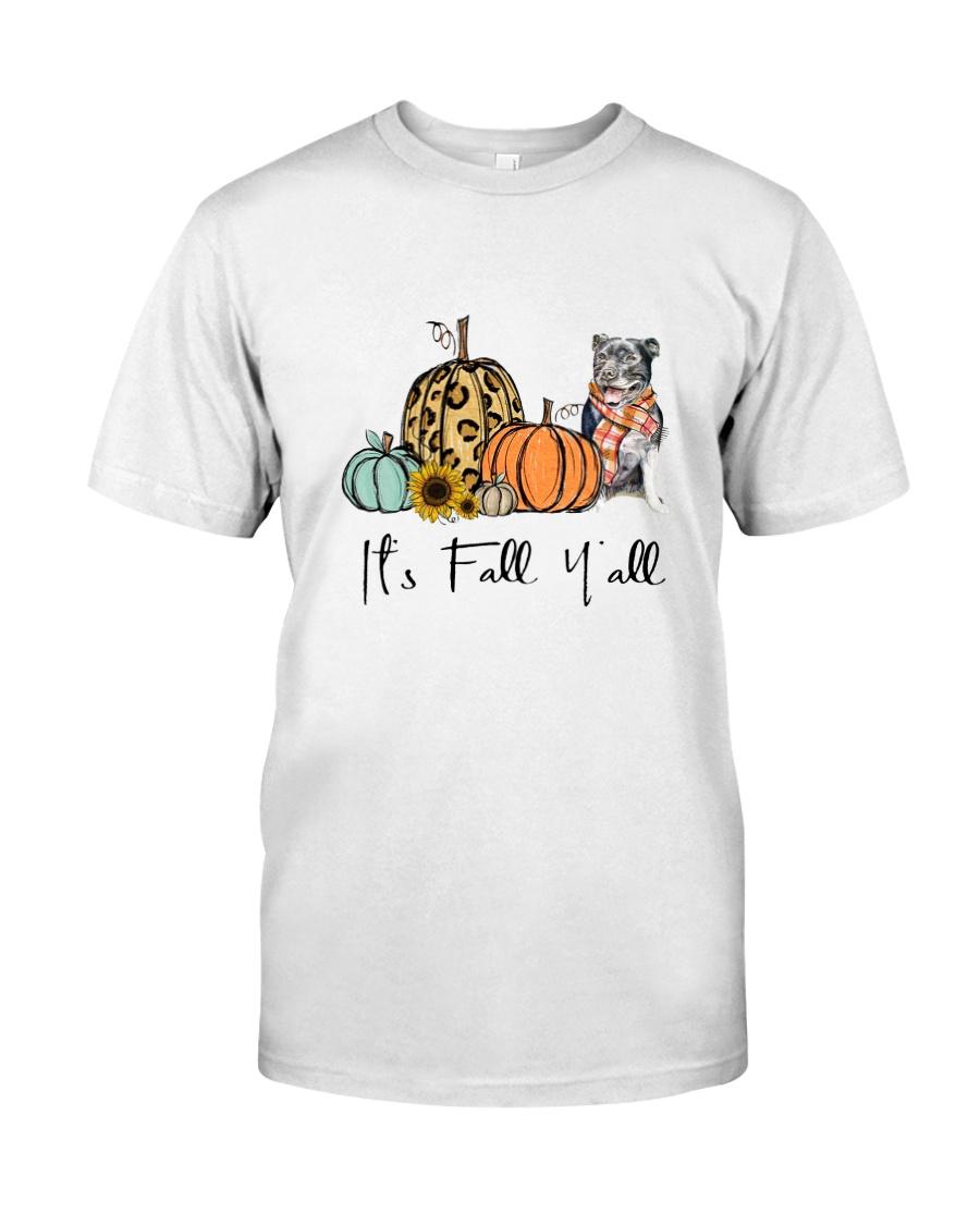 Staffie Classic T-Shirt