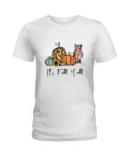 Staffie Ladies T-Shirt thumbnail
