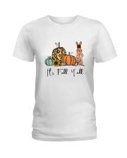 Belgian Malinois Ladies T-Shirt thumbnail