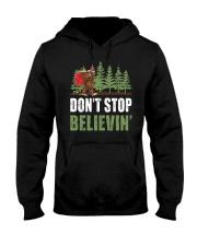 Don't Stop Believin' Hooded Sweatshirt thumbnail
