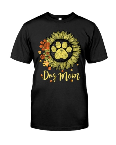 Sunflower Dog Mom
