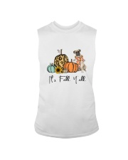 Bullmastiff Sleeveless Tee thumbnail