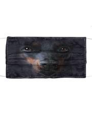 Dog Mask 38 Cloth face mask front