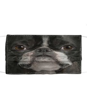 Dog Mask 55 Cloth face mask front