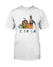 Doberman Classic T-Shirt front