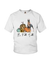 Doberman Youth T-Shirt thumbnail