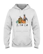 Doberman Hooded Sweatshirt thumbnail