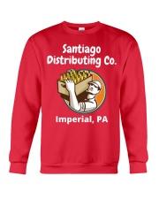 SANTIAGO BEER DISTRIBUTING Crewneck Sweatshirt thumbnail