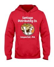 SANTIAGO BEER DISTRIBUTING Hooded Sweatshirt thumbnail