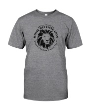 Home Defense Lion Classic T-Shirt thumbnail
