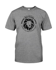 Home Defense Lion Premium Fit Mens Tee thumbnail