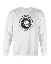 Home Defense Lion Crewneck Sweatshirt thumbnail