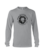 Home Defense Lion Long Sleeve Tee thumbnail