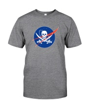 Space Pirate Classic T-Shirt front