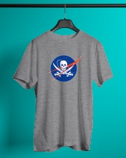 Space Pirate Classic T-Shirt lifestyle-mens-crewneck-front-3