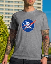 Space Pirate Classic T-Shirt lifestyle-mens-crewneck-front-8
