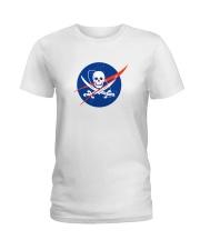 Space Pirate Ladies T-Shirt thumbnail