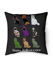 "Home Halloween Indoor Pillow - 16"" x 16"" thumbnail"