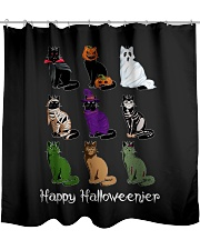 Home Halloween Shower Curtain thumbnail