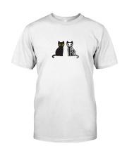 Halloween Cat Cutie Premium Fit Mens Tee thumbnail