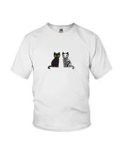 Halloween Cat Cutie Youth T-Shirt thumbnail