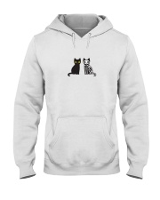 Halloween Cat Cutie Hooded Sweatshirt thumbnail