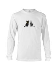 Halloween Cat Cutie Long Sleeve Tee thumbnail