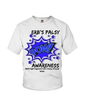 Fight Against Erbs Palsy Virtual Walk 2020 Youth T-Shirt tile