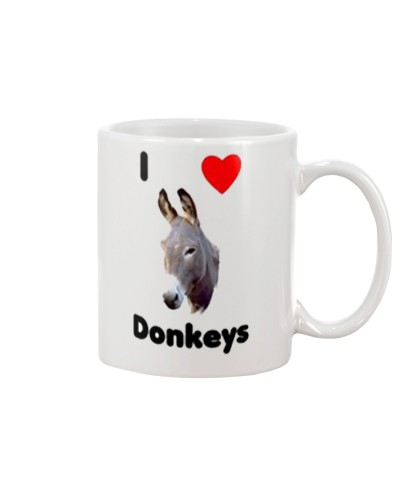 Donkeys lovers