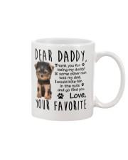 yourkie lover Mug front