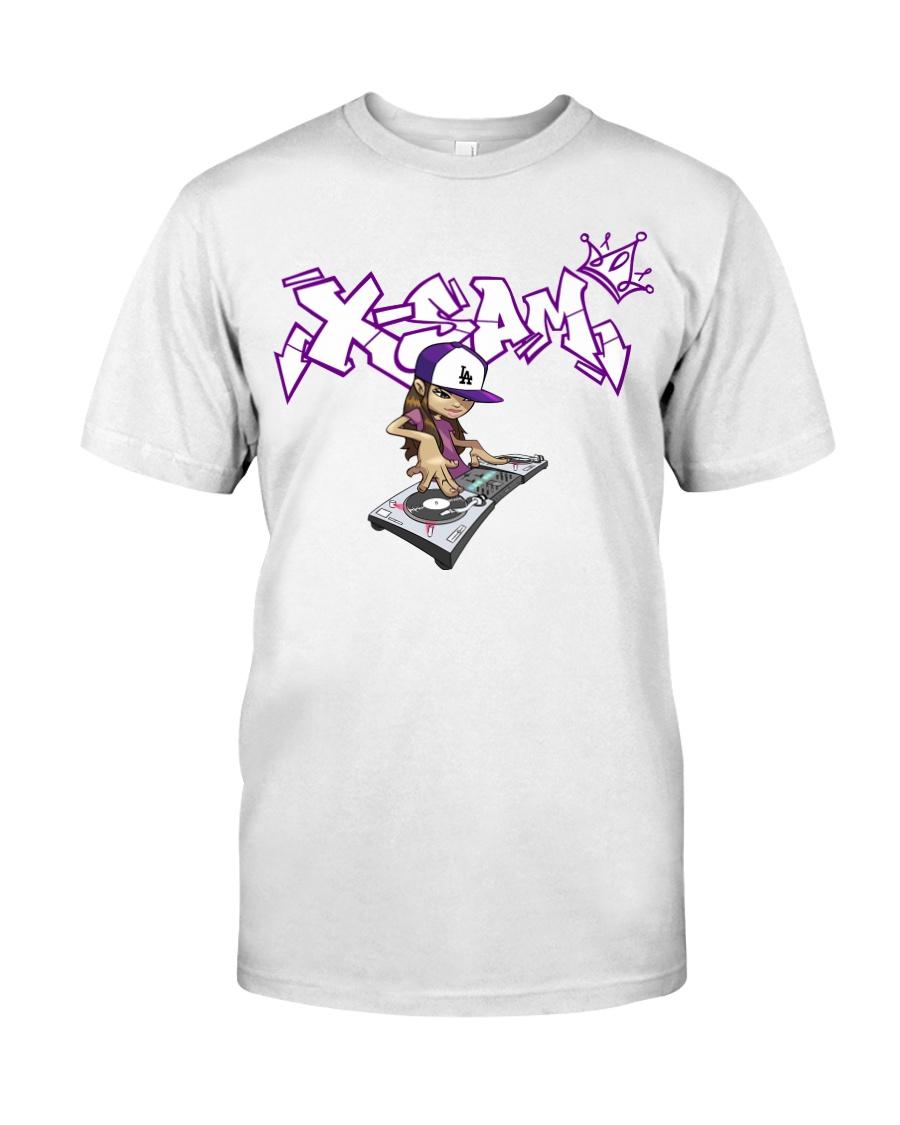 DJ X-Sam Classic T-Shirt