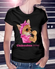 Chihuahua Mom  Premium Fit Ladies Tee lifestyle-women-crewneck-front-7