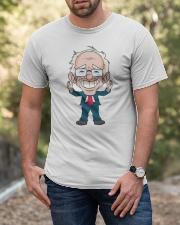 Bernie Sanders Classic T-Shirt apparel-classic-tshirt-lifestyle-front-53