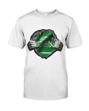 Saudi Arabia  Classic T-Shirt thumbnail