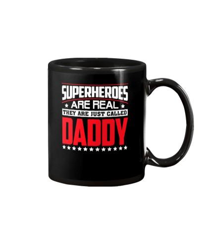 Superheroes Dad