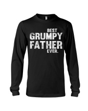 best grumpy father ever Long Sleeve Tee thumbnail