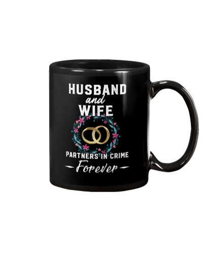 husband and wife partners in crime forever