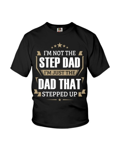 Step Dad - I'm just the dad that stepped up