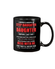 I have a freaking awesome Step Daughter new Mug tile