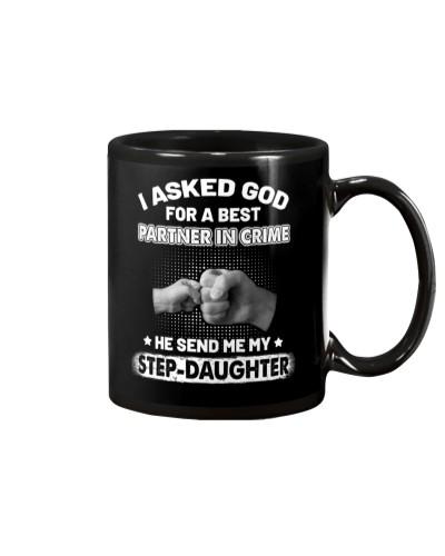 God Send Me My Step Daughter