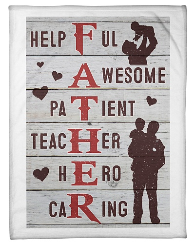 The big Daddy helpful awesome patient teacher hero