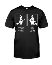 Your Wife My Wife Premium Fit Mens Tee thumbnail