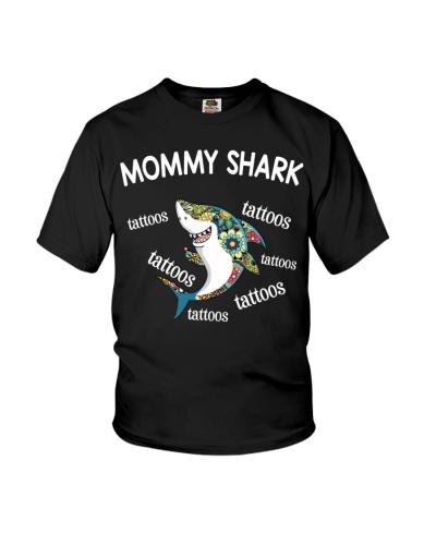 Mommy Shark Tattoos Shark