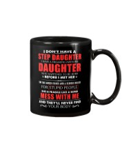 Awesome Step Daughter -  1 day left Mug thumbnail