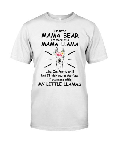 Mama Llama kick you in the face