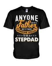 Father someone special to be a stepdad V-Neck T-Shirt thumbnail