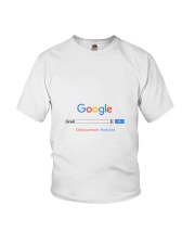 Israel - did you mean Palestine Youth T-Shirt thumbnail